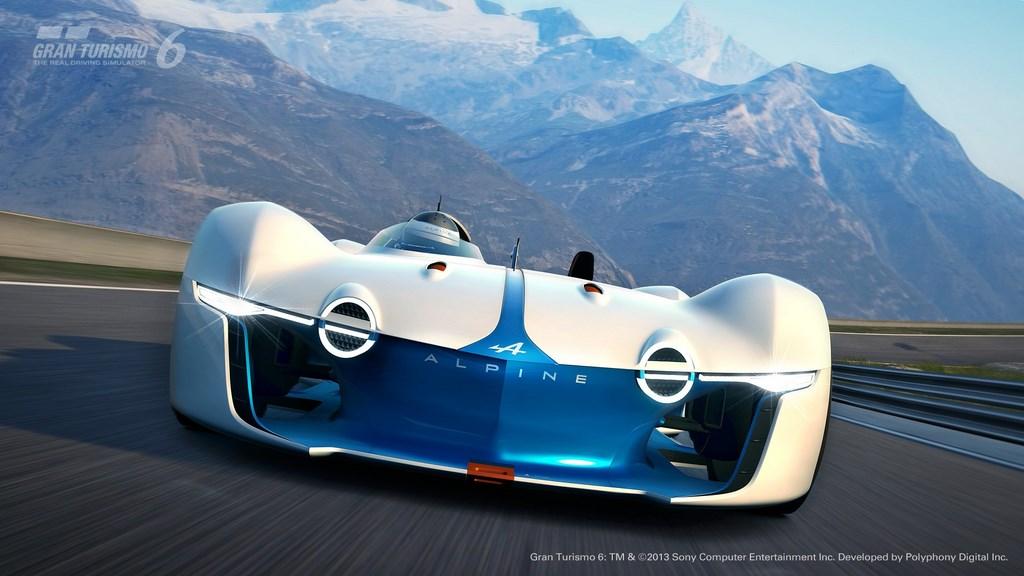 Alpine Vision Gran Turismo 3