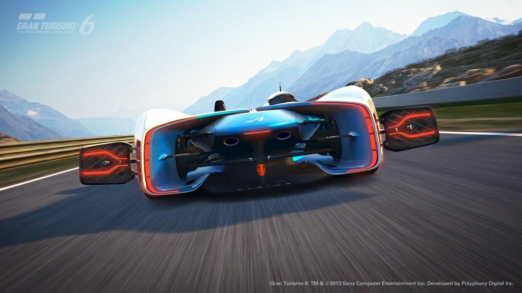 Alpine Vision Gran Turismo 5