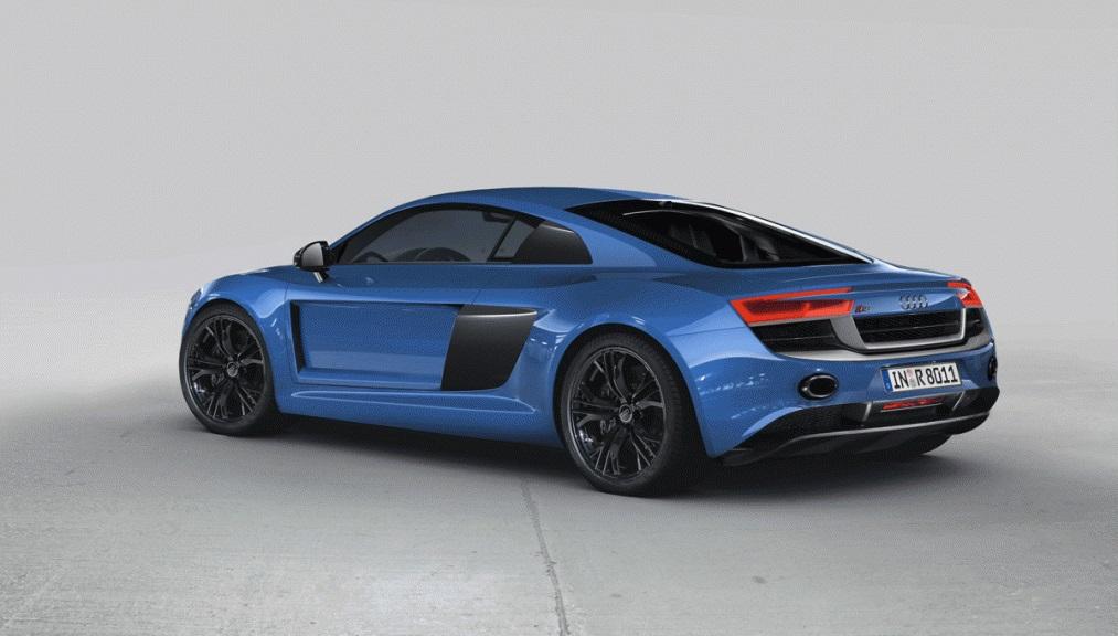 Audi R8 zaga