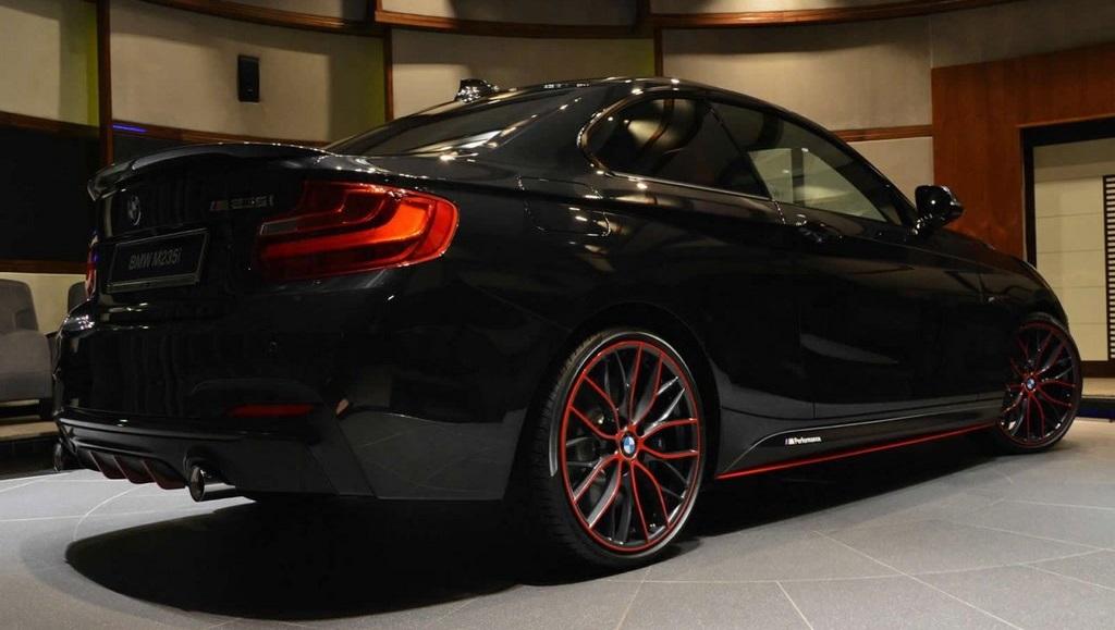 BMW M235i M Performance Abu Dhabi 8