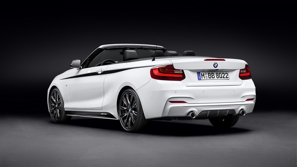 BMW Serie 2 Cabrio M Perfromance 2