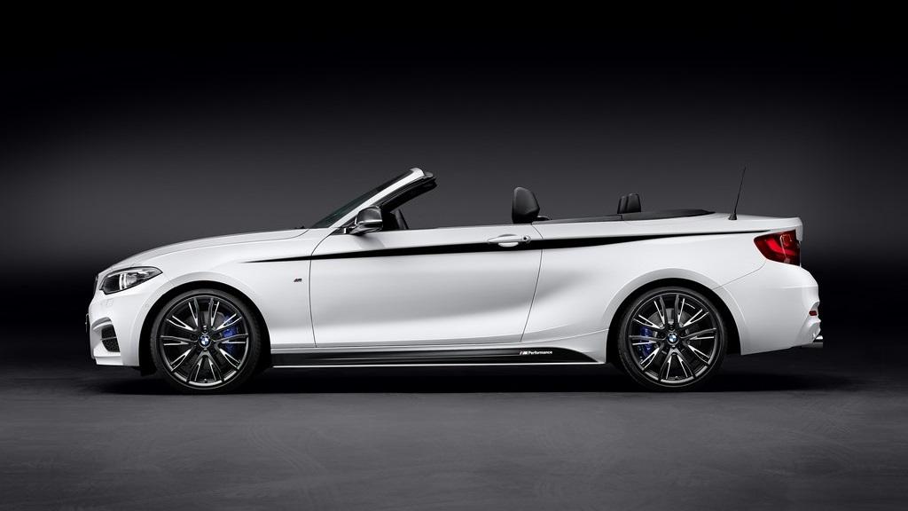 BMW Serie 2 Cabrio M Perfromance 9