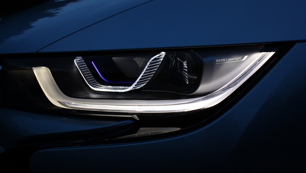 Faros BMW Laser Light