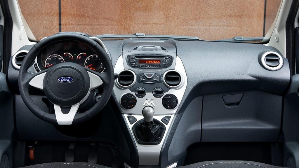 Ford Ka BWE interior 2