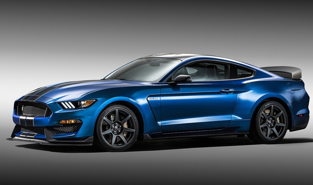 Ford Mustang Shelby GT350R 12