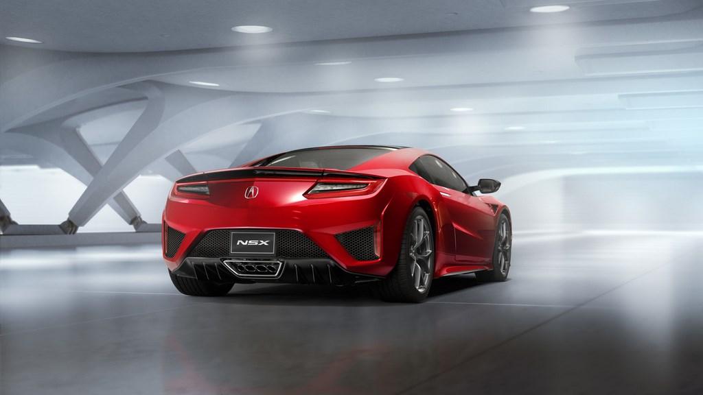 Honda Acura NSX 2015 5