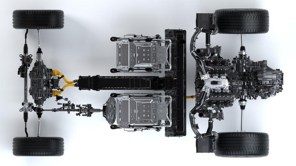 Honda Acura NSX 2015 mecanica