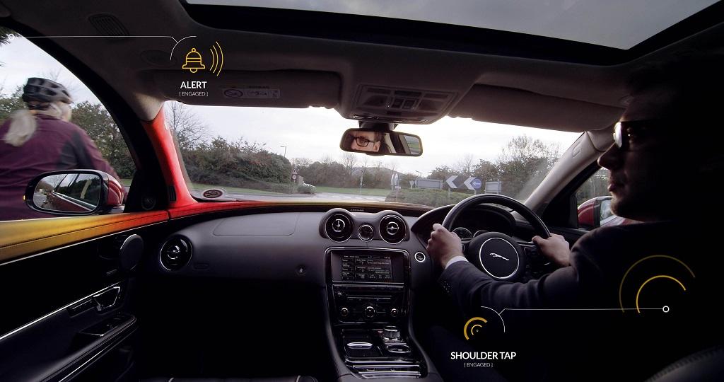 Jaguar Land Rover Bike Sense 3