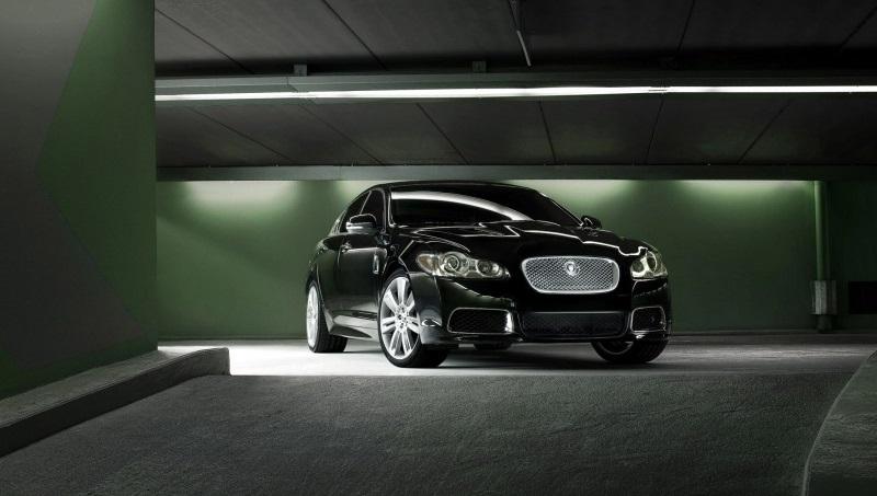 Jaguar XFR 2