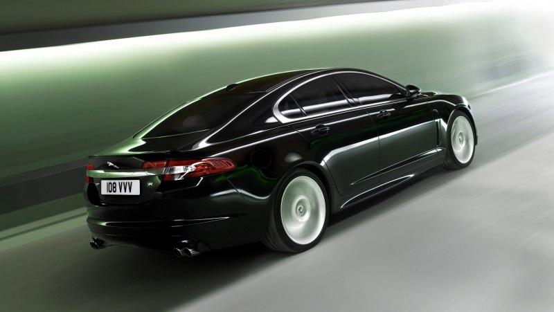 Jaguar XFR 2009 3