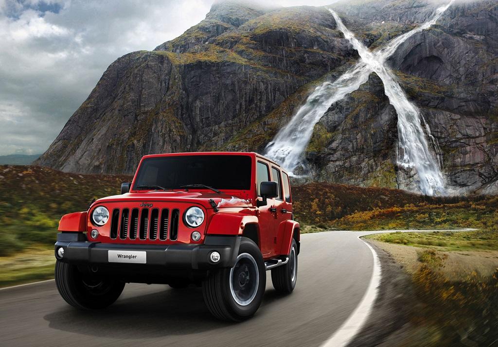 Jeep Wrangler X edicion especial