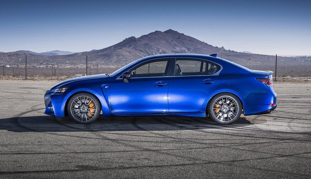 Lexus GS F 2016 3