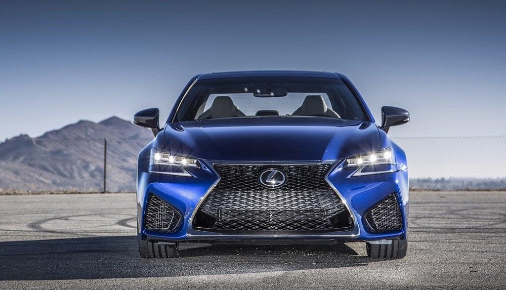 Lexus GS F 2016 8