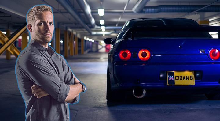 Los seis mejores coches del garaje de paul walker - Garaje de coches ...