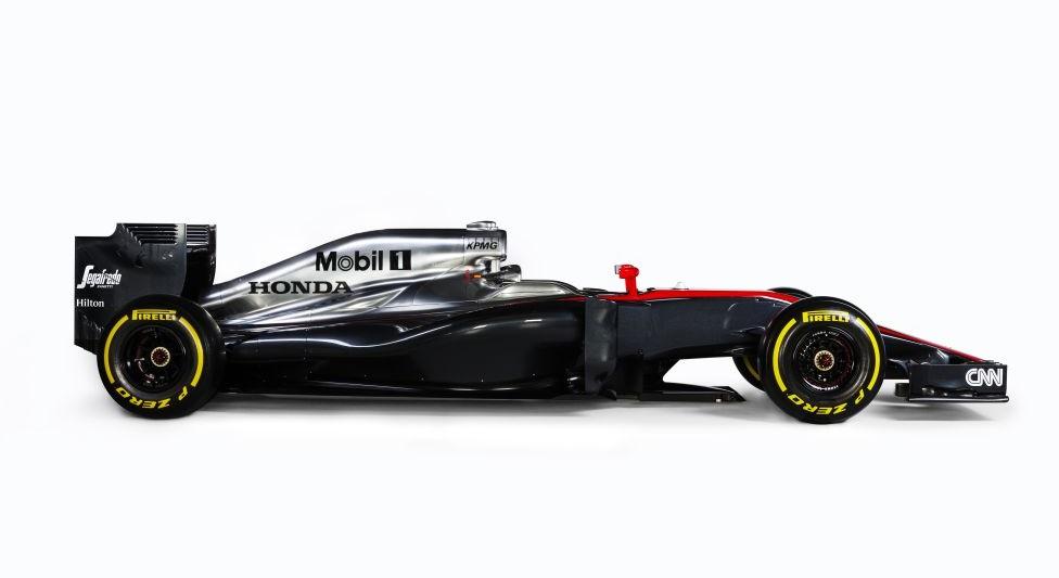 McLaren MP4-30 4