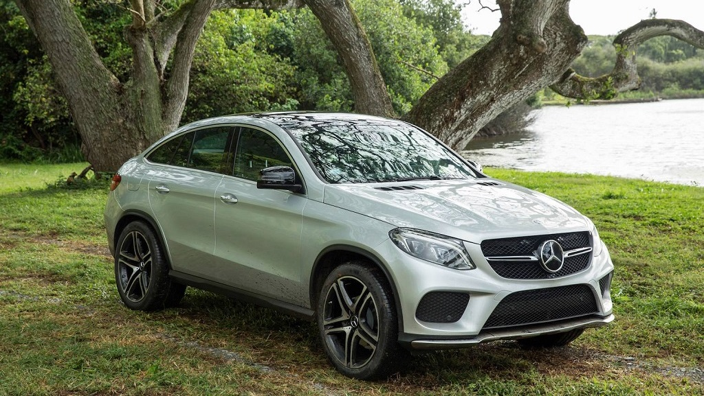 Mercedes-Benz AMG GLE 63 Coupe Jurassic World2