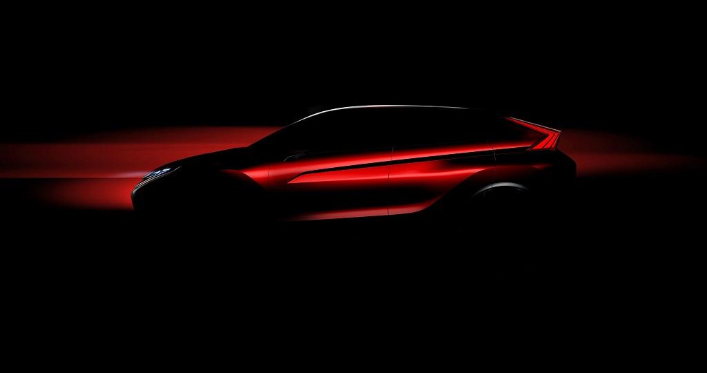 Mitsubishi concept car 2