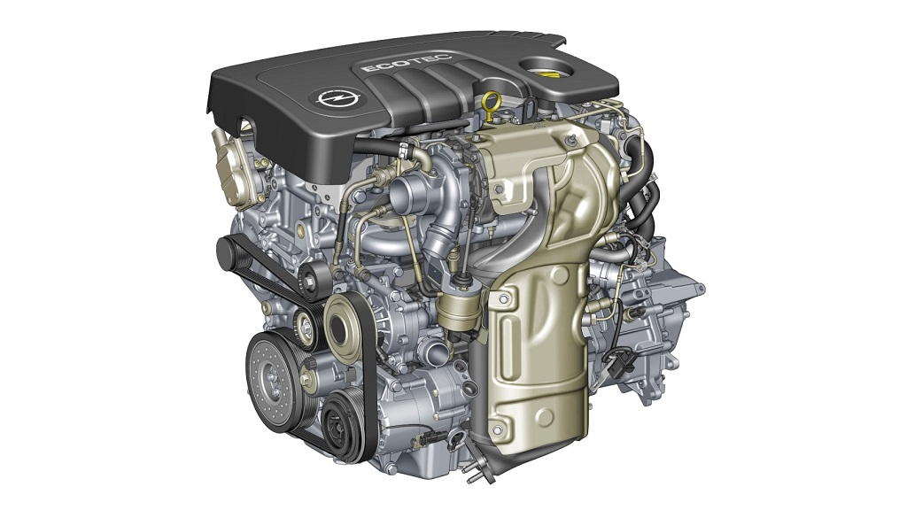 Motor Opel Ecotec