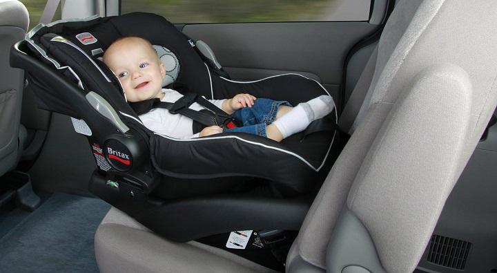 Normativa de sillas infantiles para el coche for Silla de seguridad coche