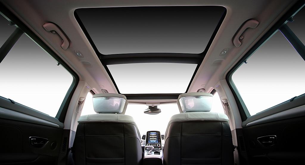 Renault Espace 2015 habitaculo