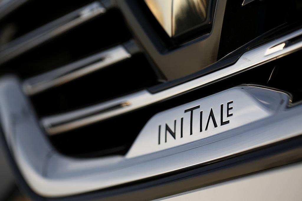 Renault Espace 2015 parrilla frontal