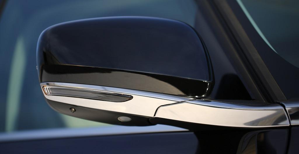 Renault Espace 2015 retrovisor exterior