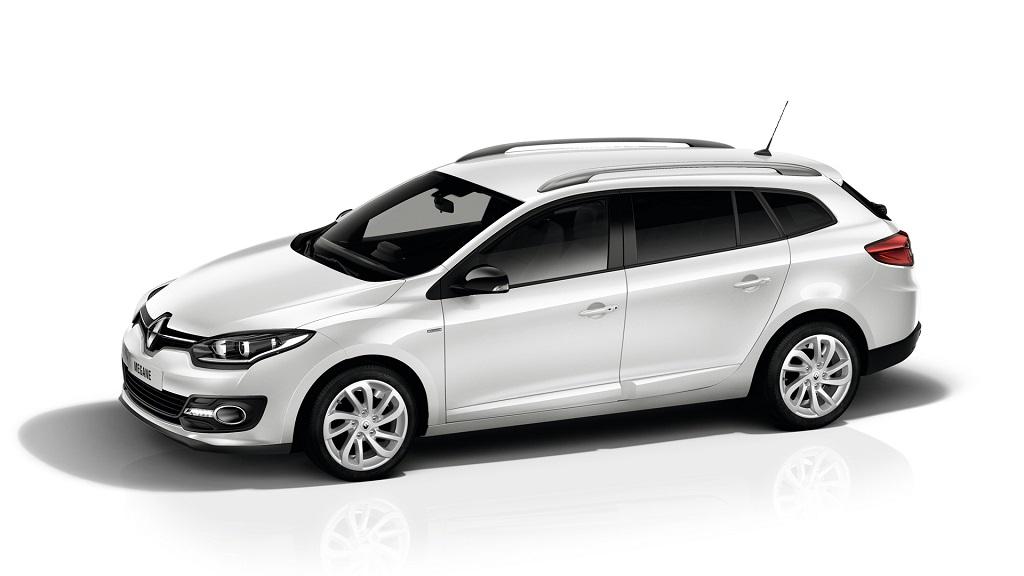 Renault Megane Sport Tourer blanco