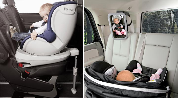 Normativa de sillas infantiles para el coche for Asientos infantiles coche