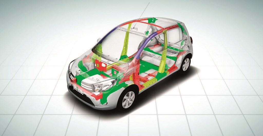 Suzuki Celerio 2015 36