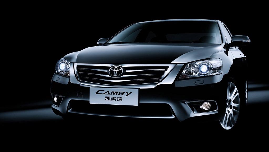 Toyota Camry China
