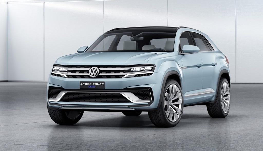 Volkswagen Cross Coupé GTE 10