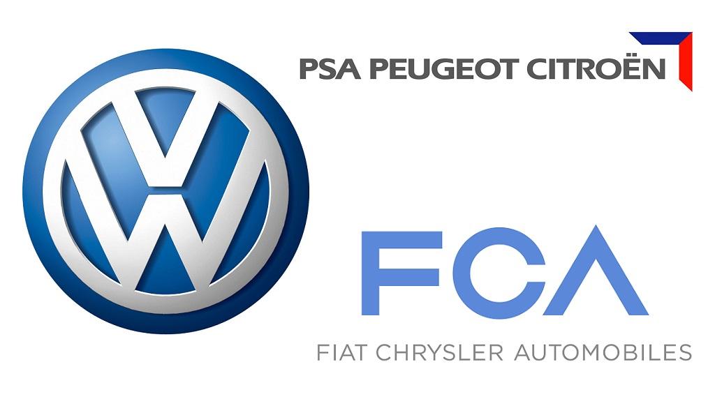 Volkswagen PSA Fiat Chrysler