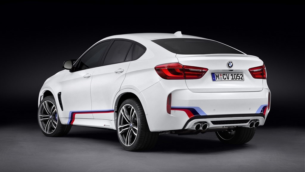 X5 M y X6 M BMW Performance 11