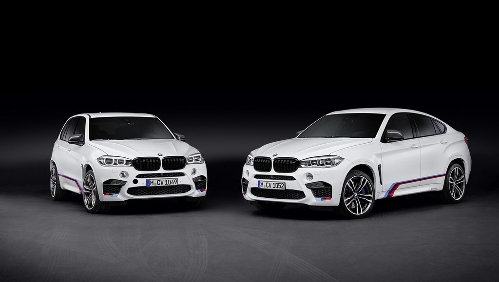 X5 M y X6 M BMW Performance