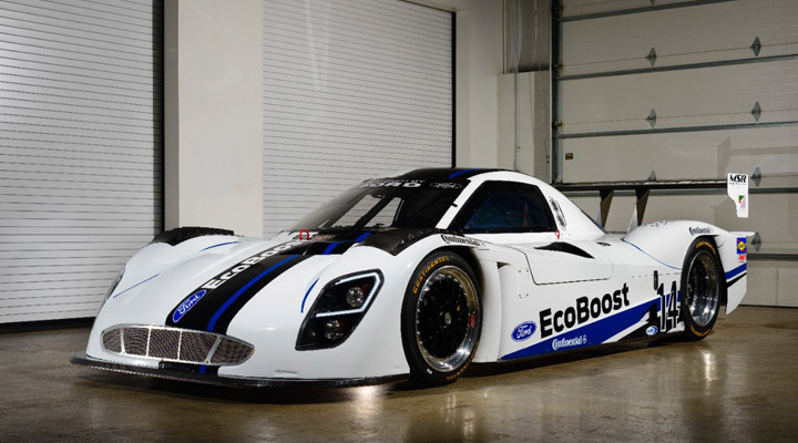 daytona prototype ford