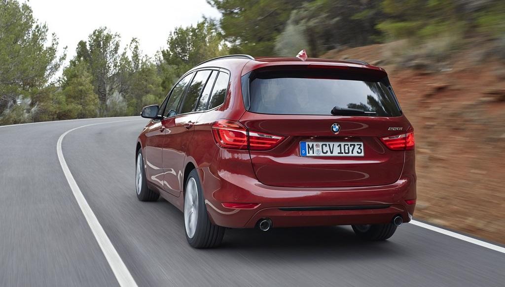 BMW Serie 2 Gran Tourer zaga