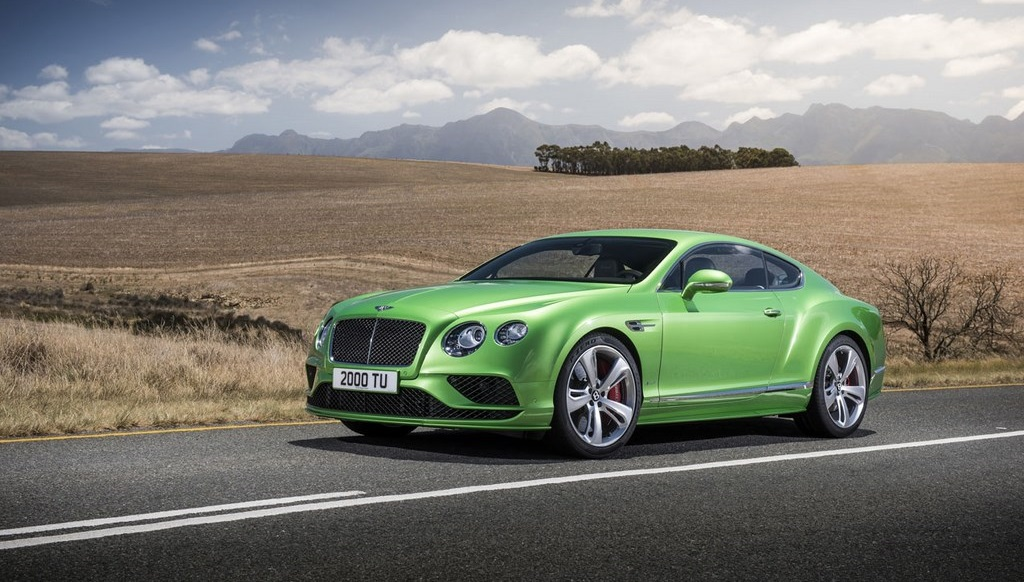 Bentley Continental GT 2015 5