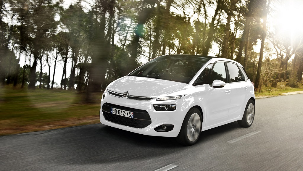 C4 Picasso Business