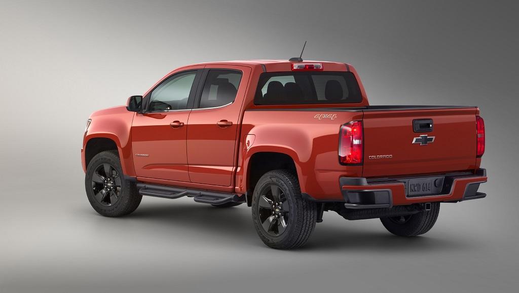 Chevrolet Colorado GearOn 2