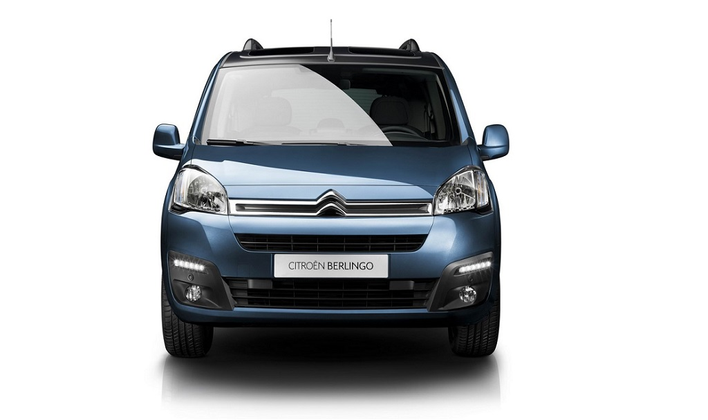 Citroen Berlingo 2015 frontal