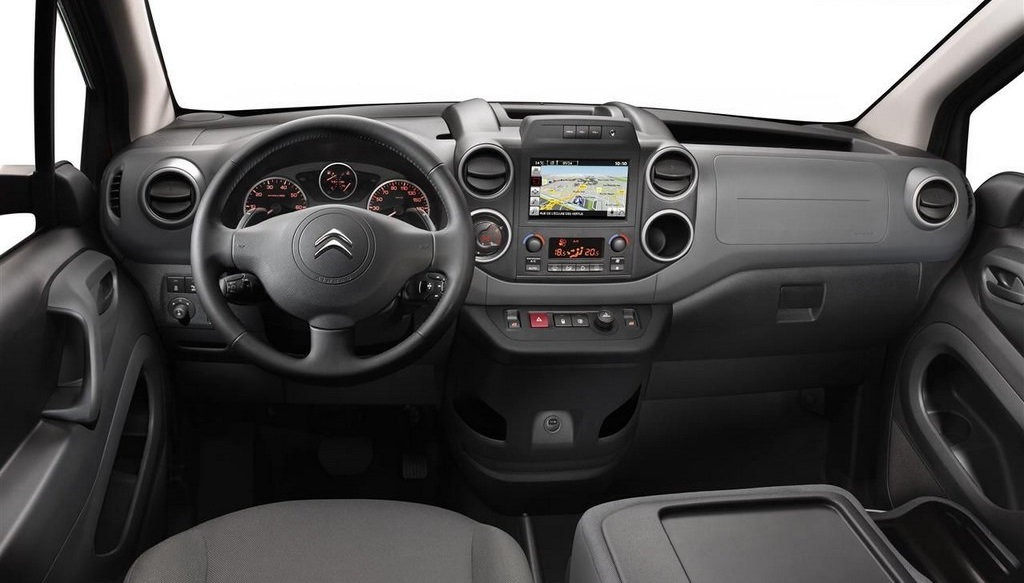 Citroen Berlingo 2015 interior
