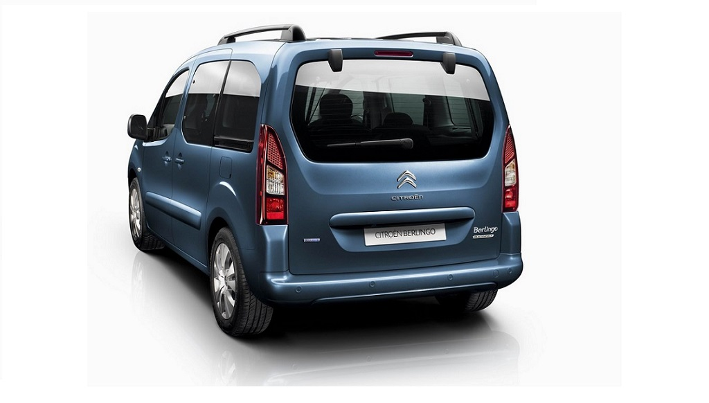 Citroen Berlingo 2015 zaga