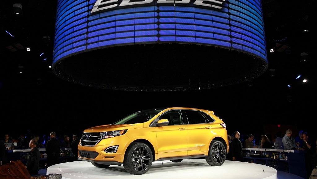 Ford Edge Sport presentacion
