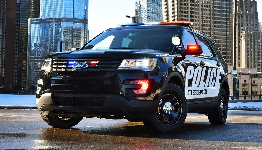 Ford Interceptor 2015 15