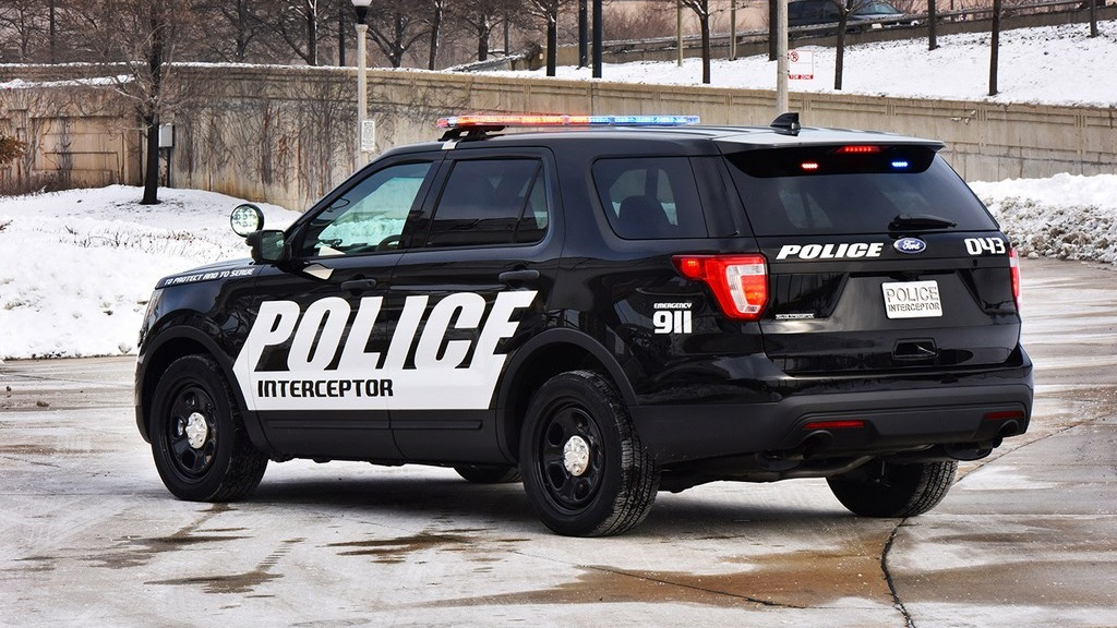 Ford Interceptor 2015 5