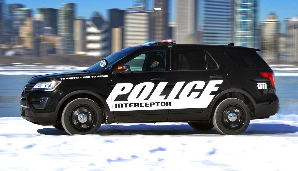 Ford Interceptor 2015