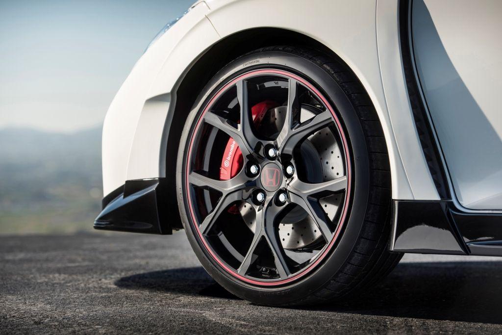 Honda Civic Type R llantas