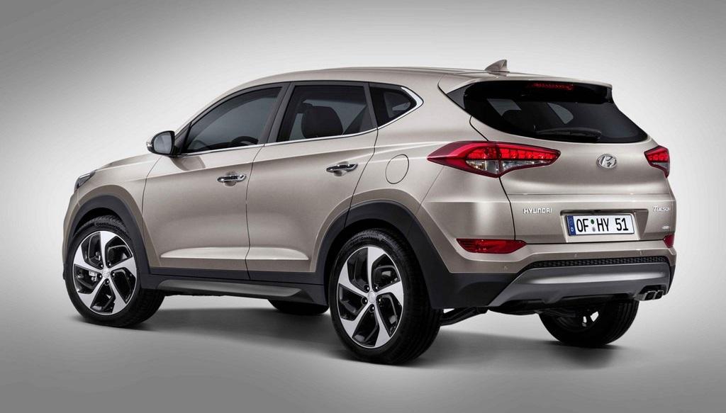 Hyundai Tucson 2015 4
