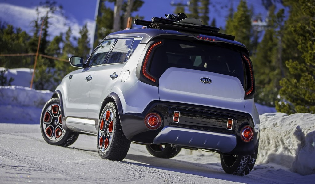 Kia Trailster Concept 2