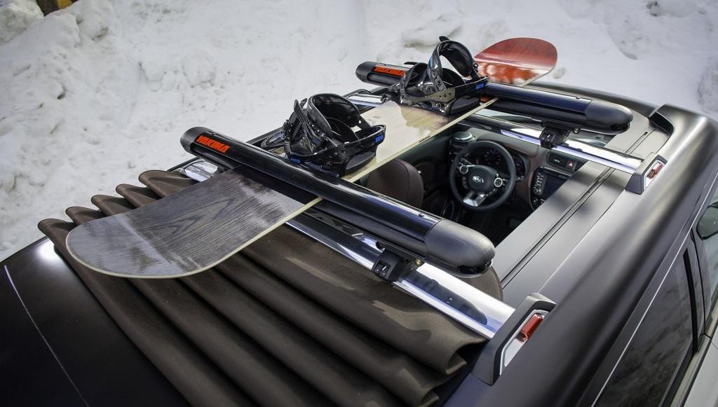 Kia Trailster Concept 5